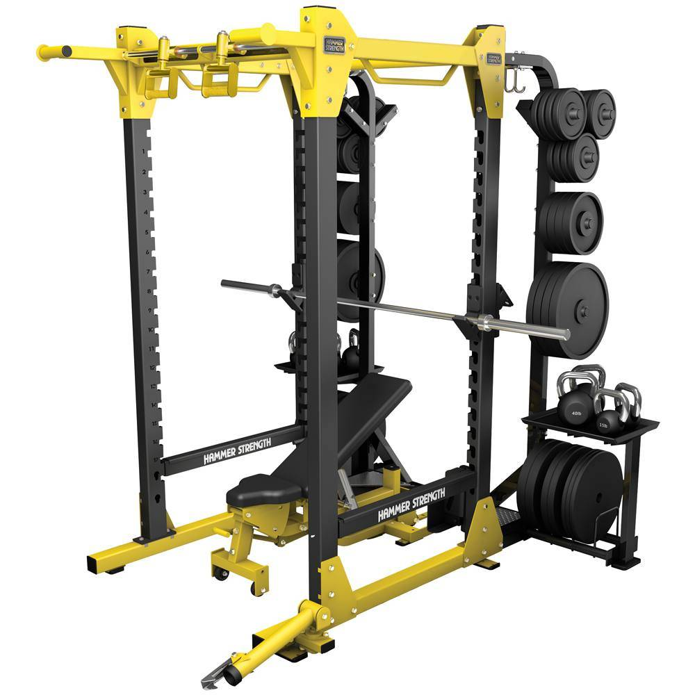 Power Rack & Cages