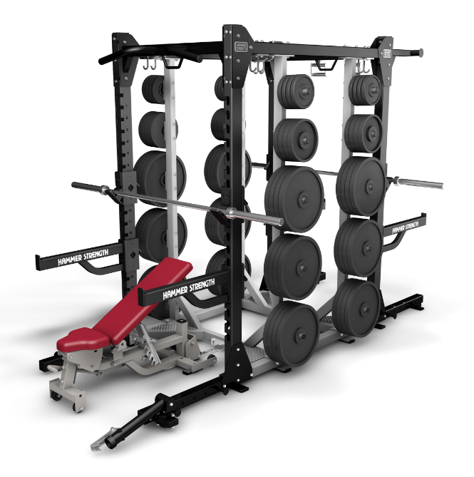 Racks & Power Cages Professionell