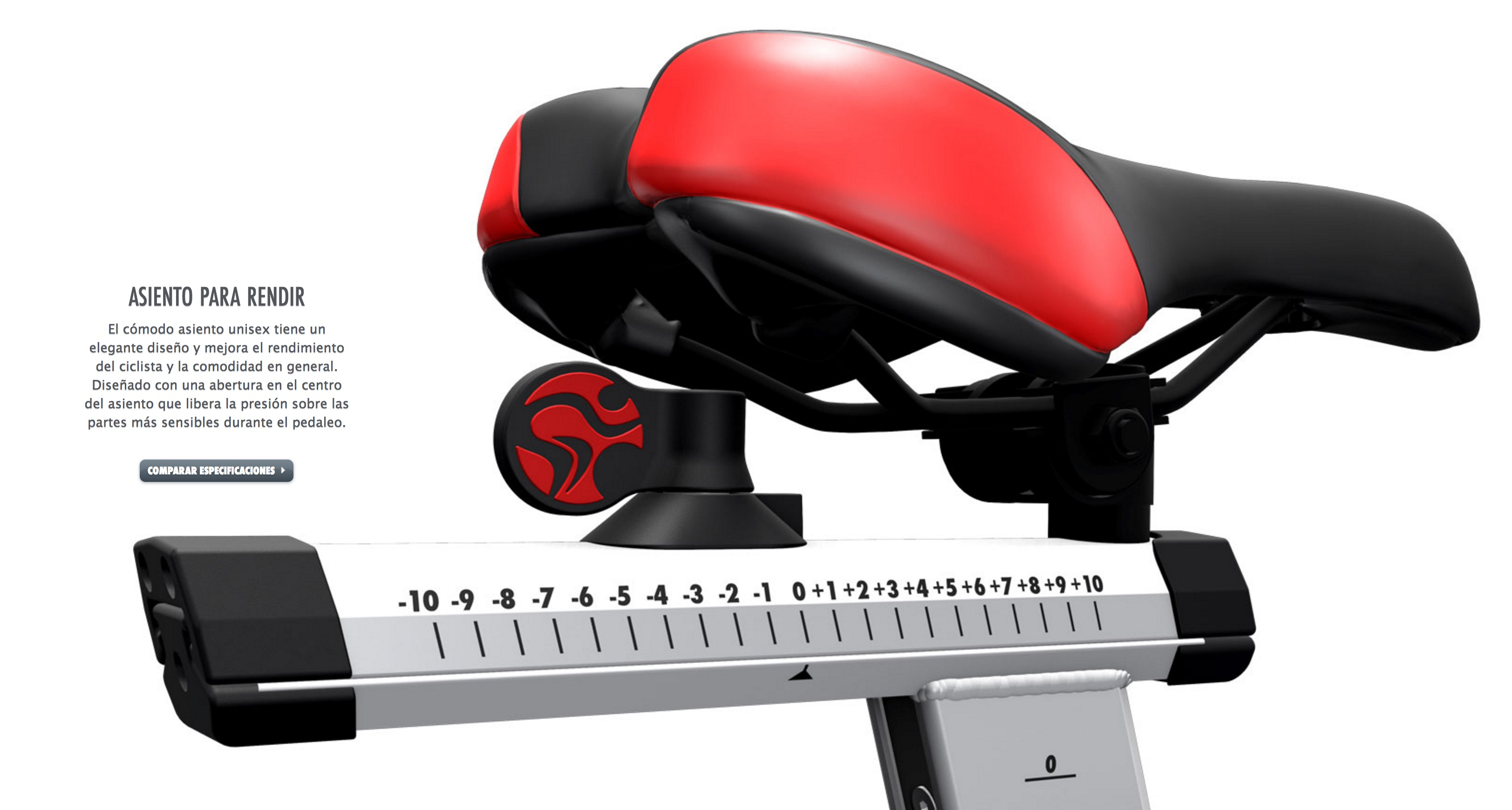 Life Fitness IC4 Indoorbike (Tomahawk)